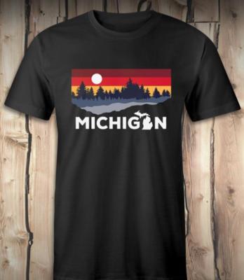 Michigan Lake Tee