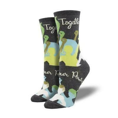 Know Your Power Women's Socks