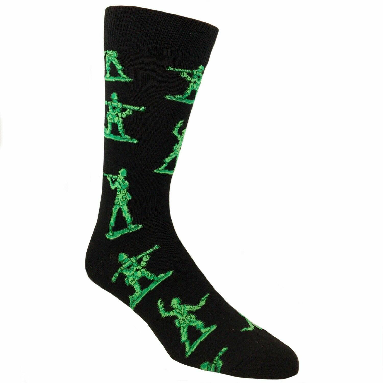 Army Men Men's Sock