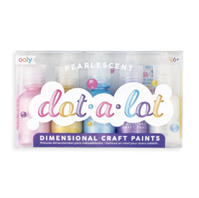 Dot-a-lot Pearlescent