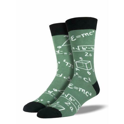 Math Men's Sock