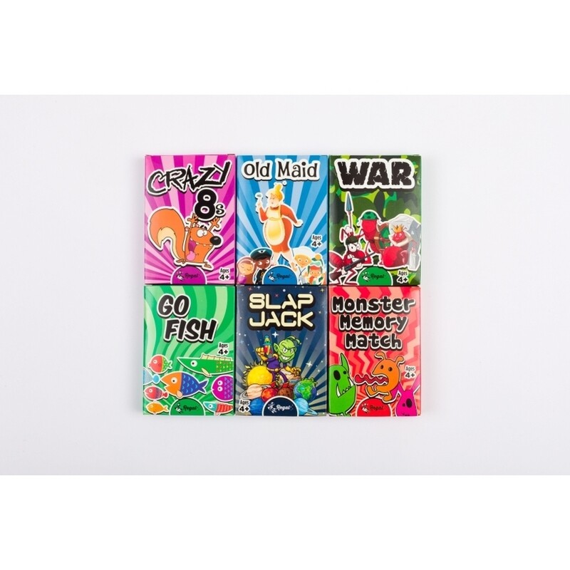 Kids Classic Card Games