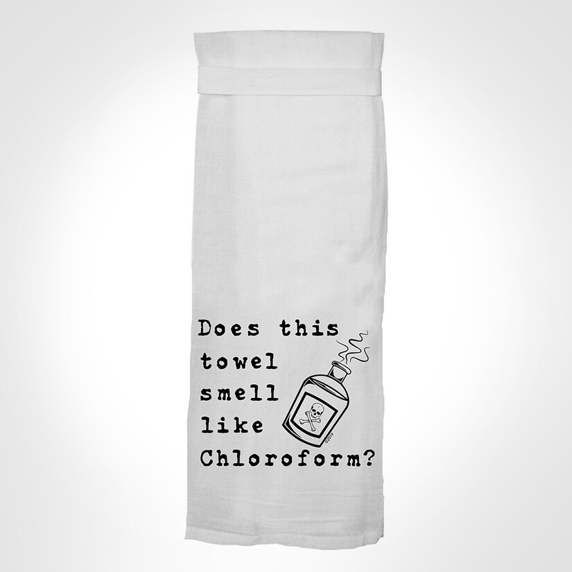 Chloroform - Towel
