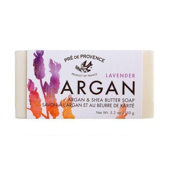 Argan Soap Bar: Lavender