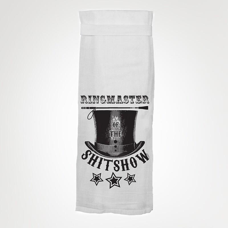 Ringmaster - Towel