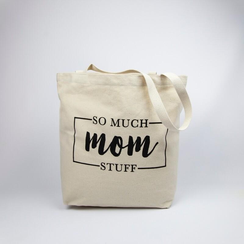 Mom Stuff Tote Bag