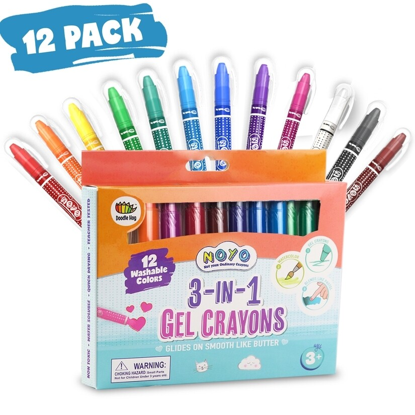 Not Your Ordinary Crayons