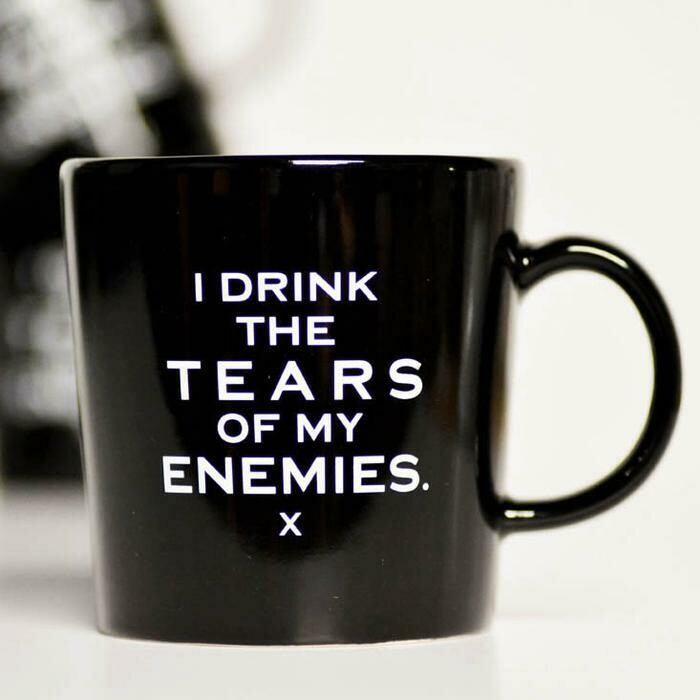 Tears of my Enemies - Mug
