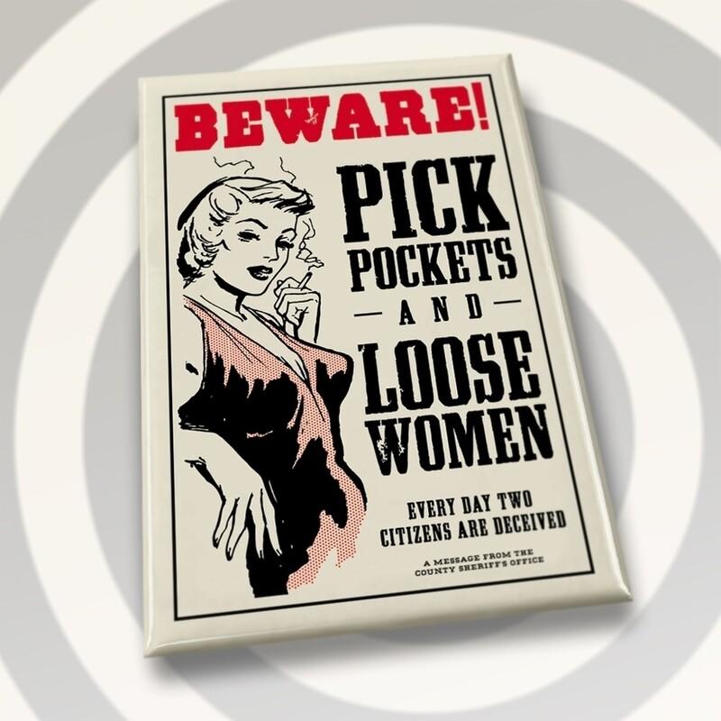 Pickpocket Magnet