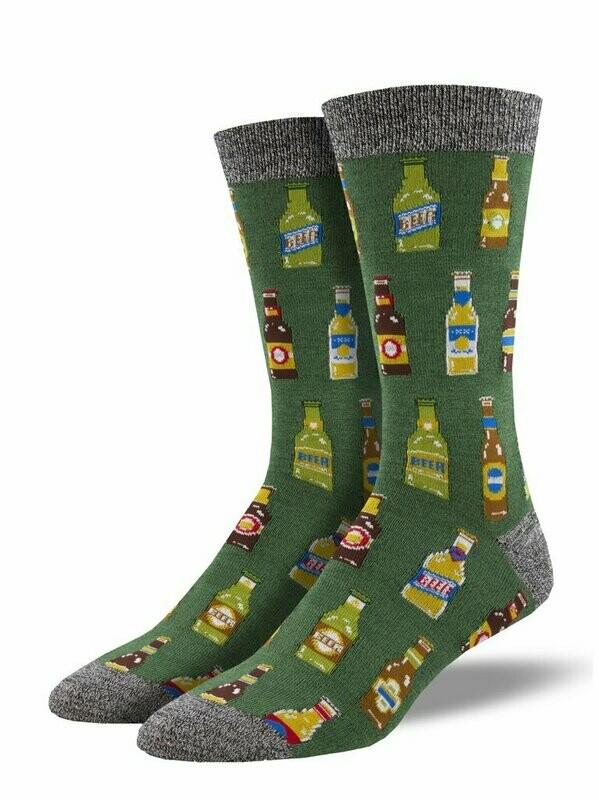 Beer Men's Sock