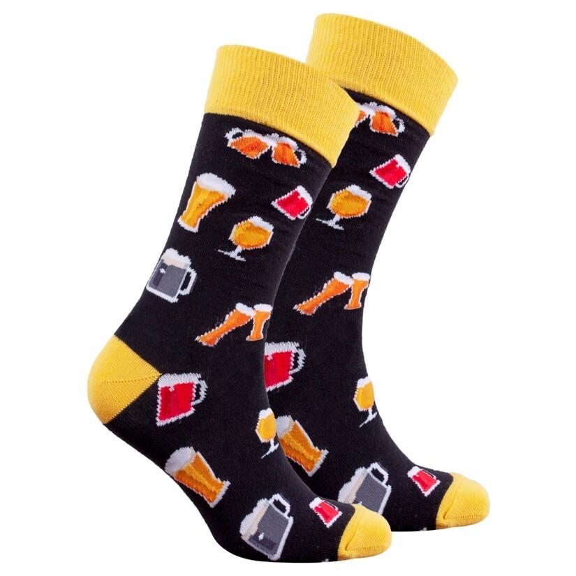 Craft Beer Men's Sock