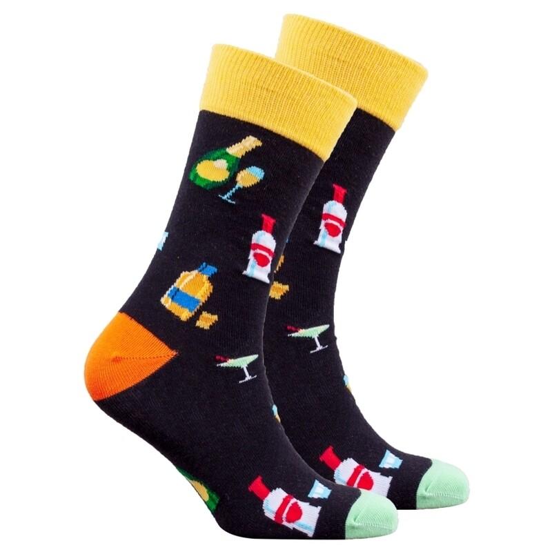 Bottoms Up Men's Sock