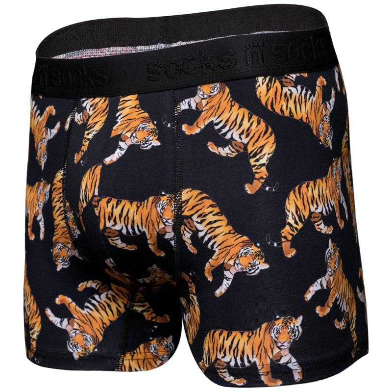 Boxers- Tiger