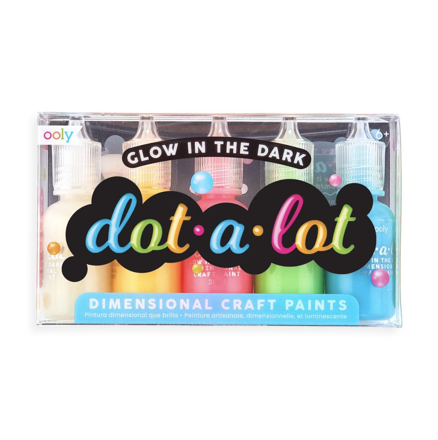 Dot-A-Lot: Glow in the Dark