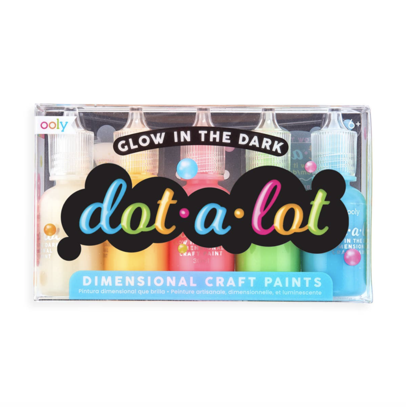 Dot-A-Lot: Glow in the Dark