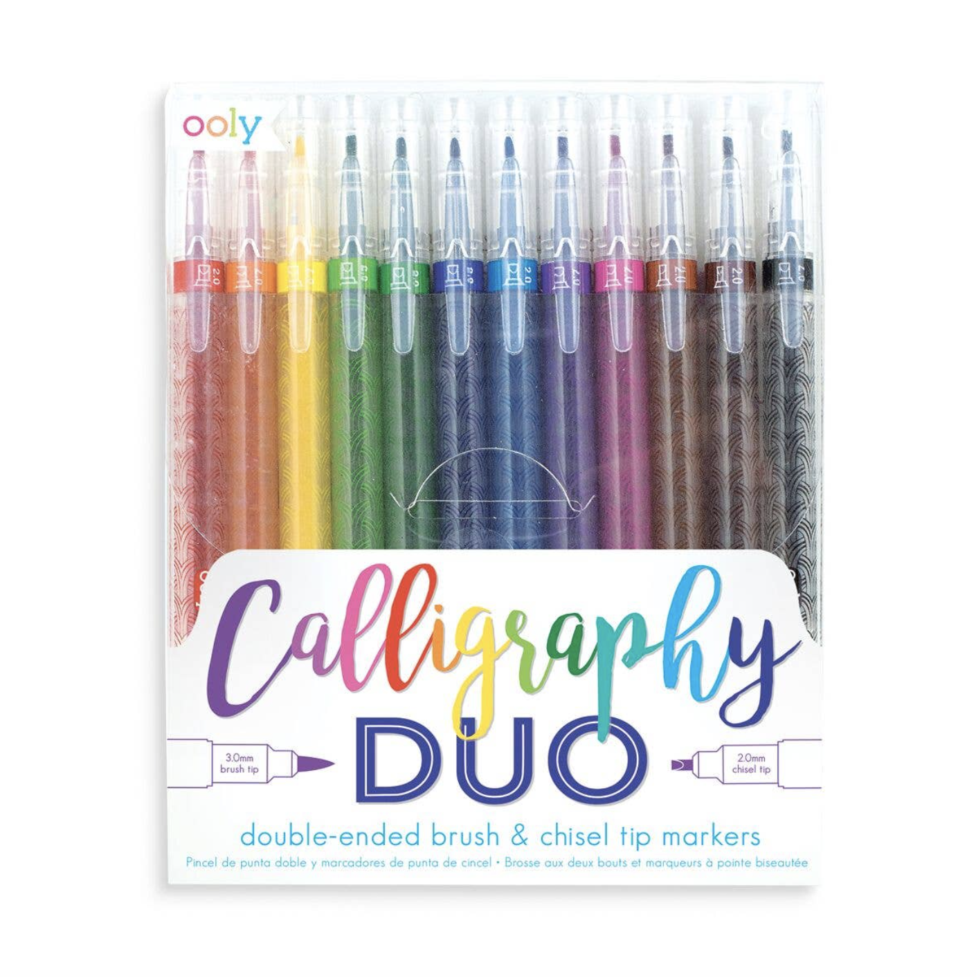 Calligraphy Duo Double-Ended