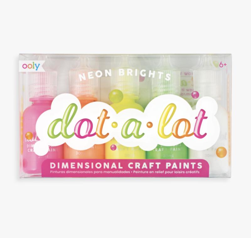 Dot-a-lot Neon