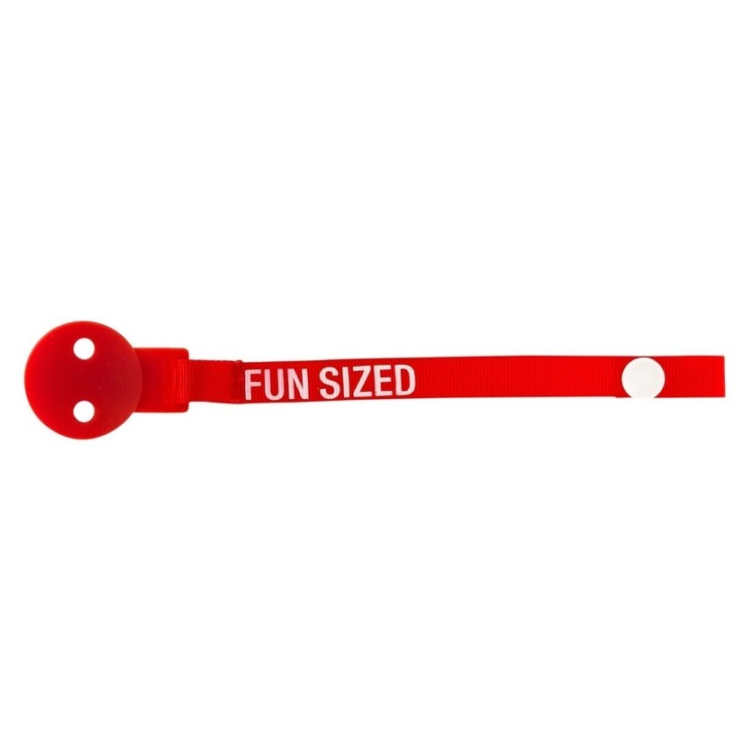 Fun Sized - Pacifier Clip