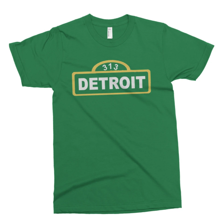 313 Detroit Kid's Shirt