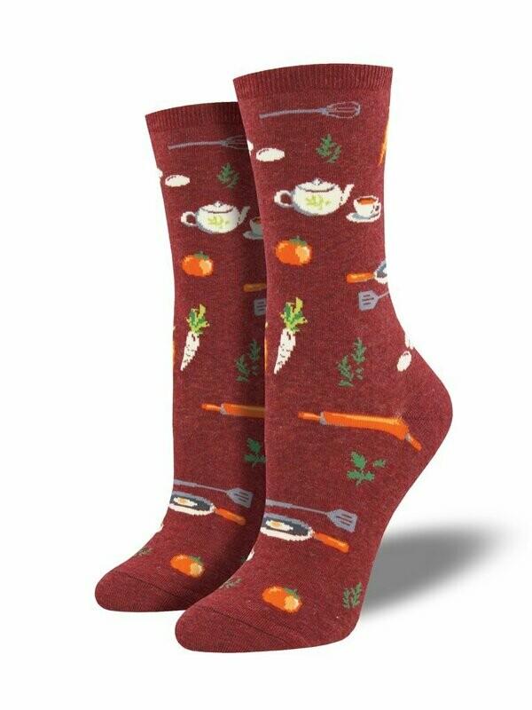 Country Breakfast Women's Sock
