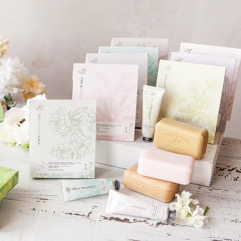 Pré De Provence Gift Set