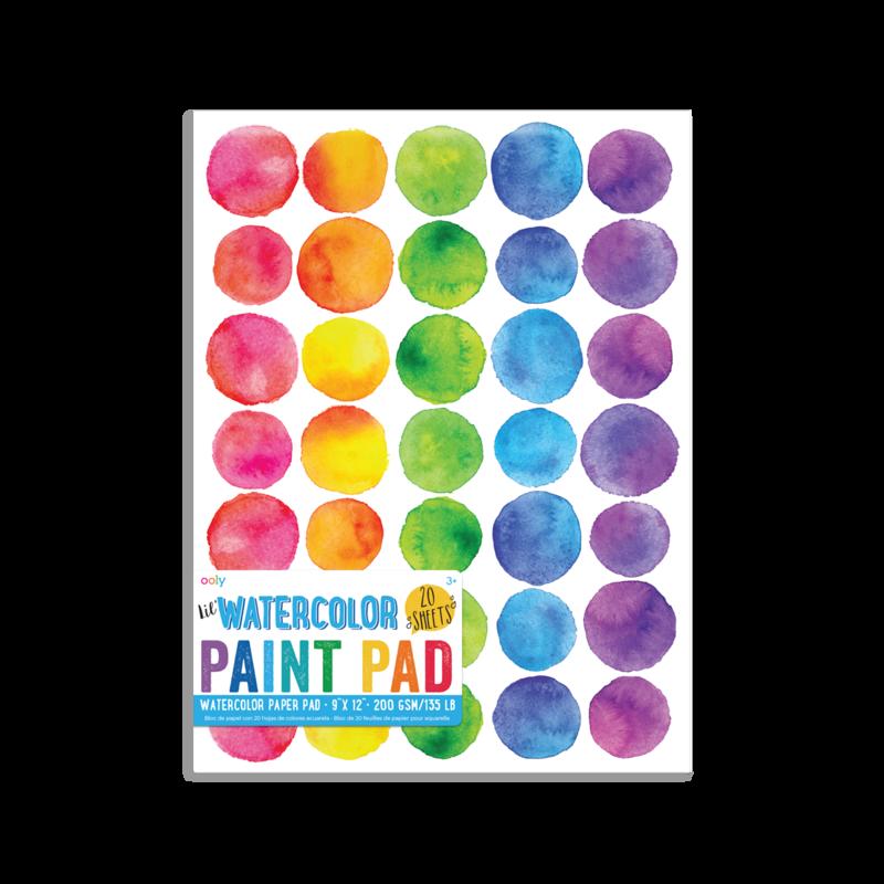 "Watercolor Pad - 9"" x 12"""