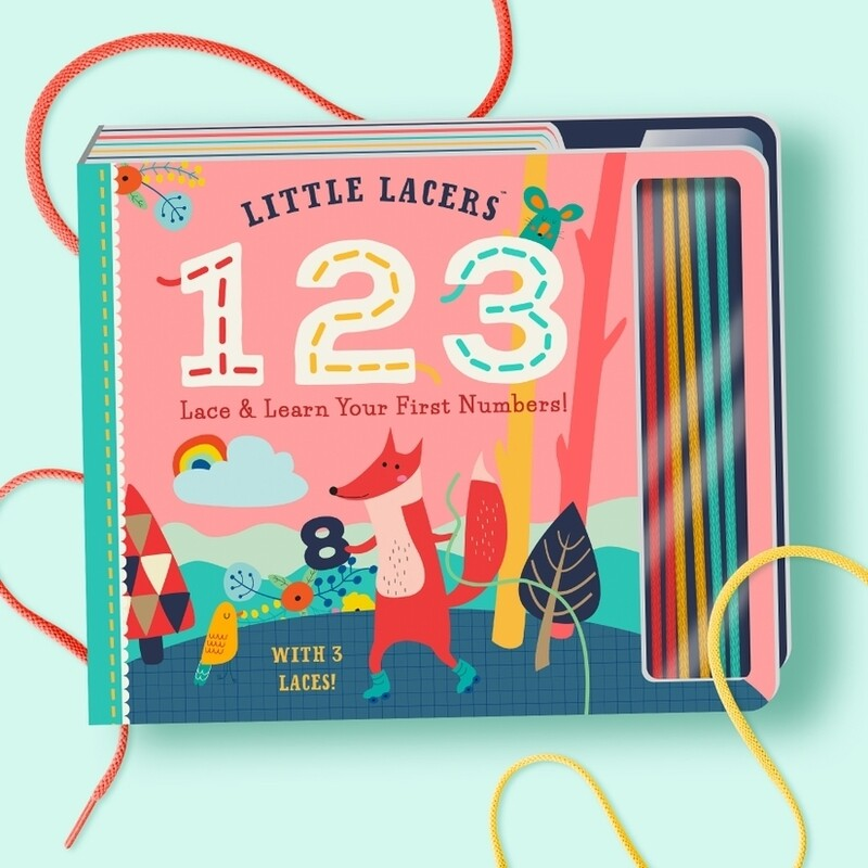 Little Lacers - Book