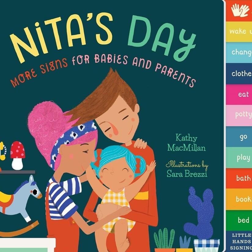 Nita's Day - Book
