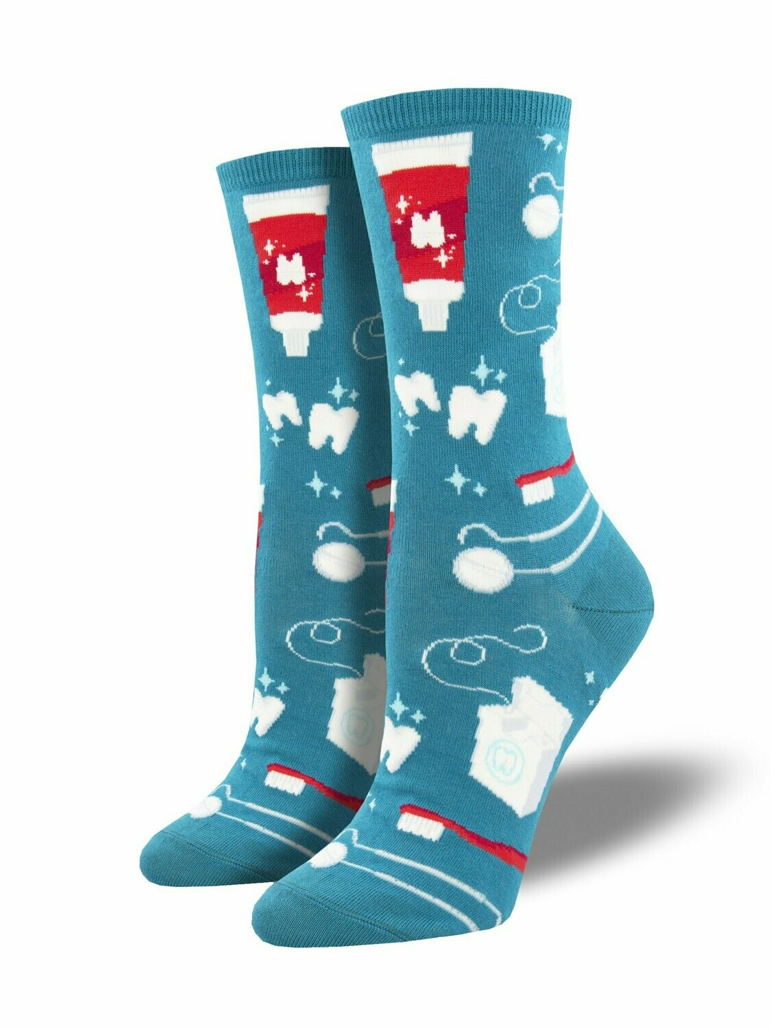 Pearly Whites Women's Sock
