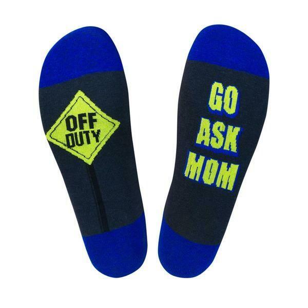 Off Duty, Go Ask Mom Sock