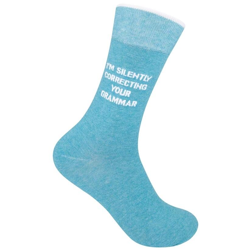 Grammar Sock