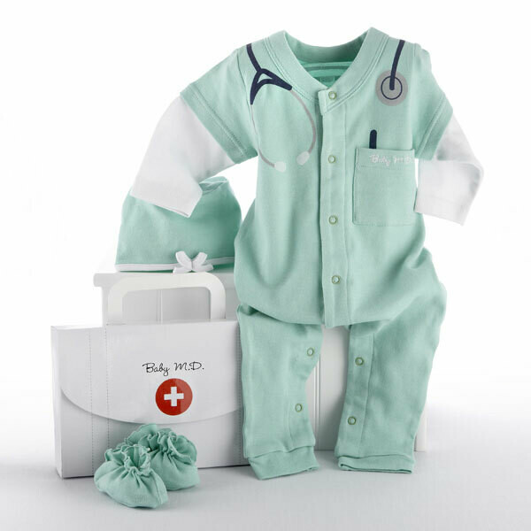 Doctor's Bag 3-Piece Set