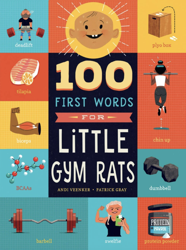 100 First Words for Gym Rats