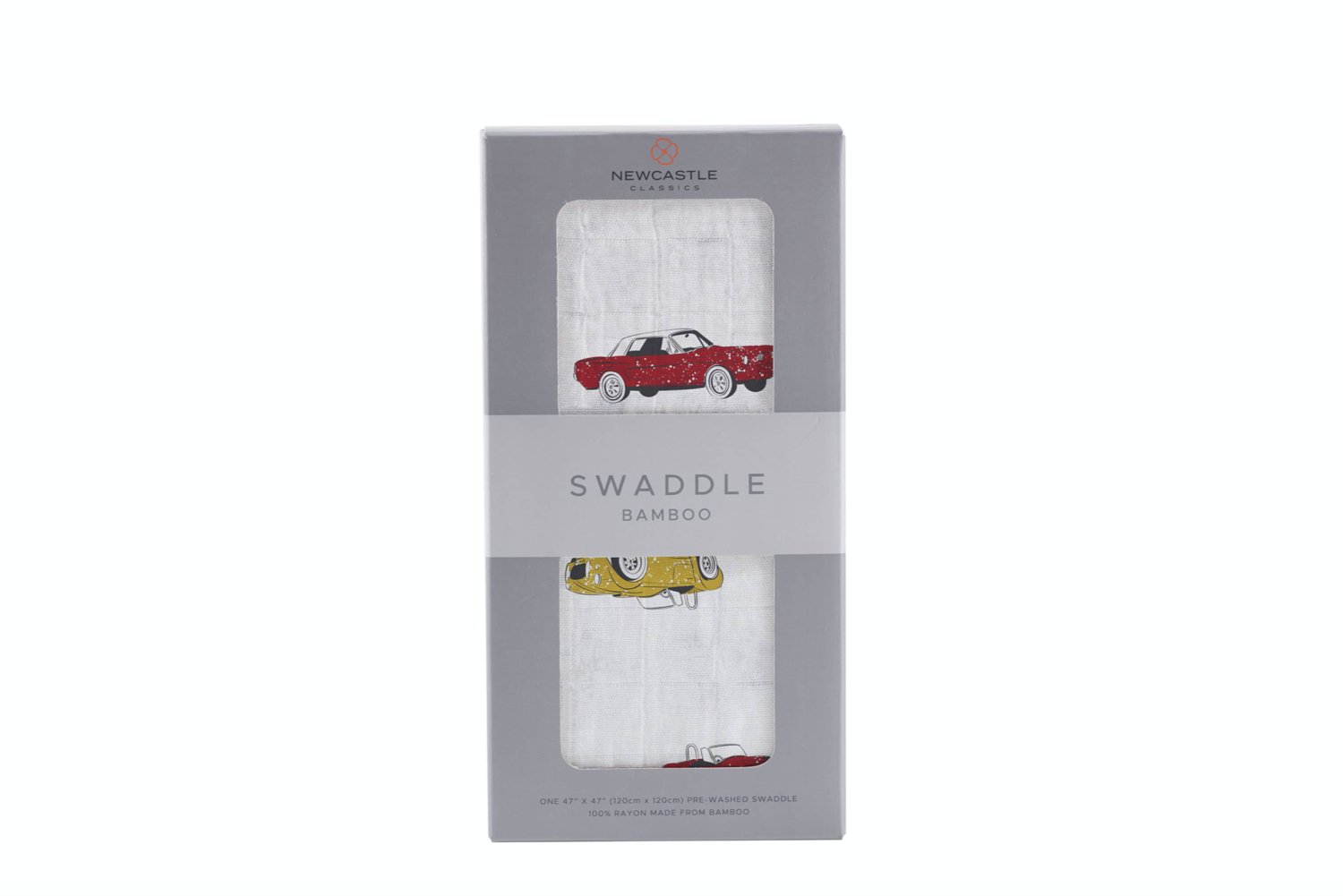 Muscle Car Swaddle
