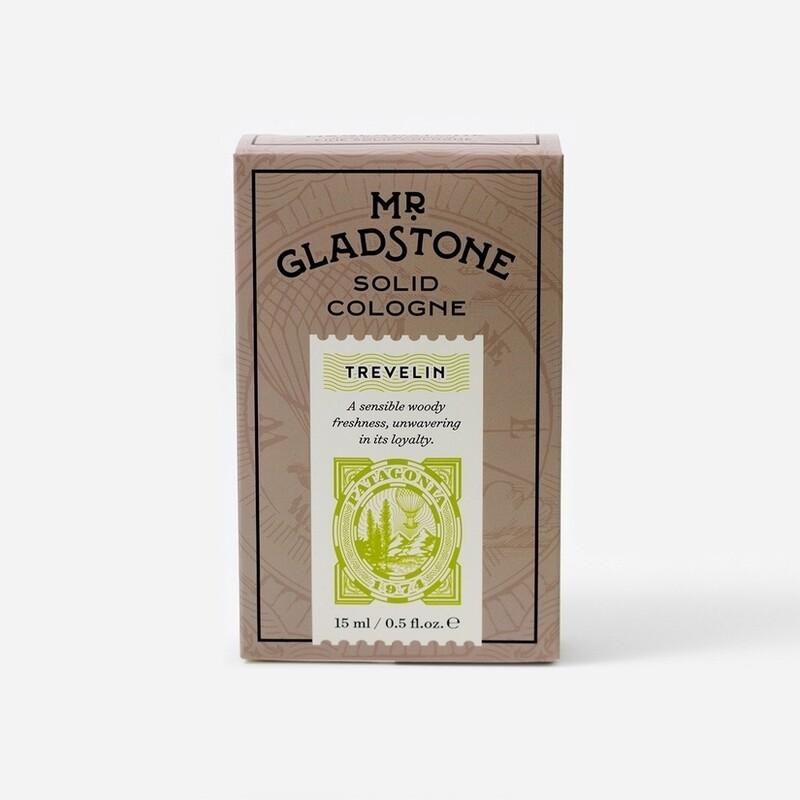 Mr. Gladstone Solid Cologne - Trevelin