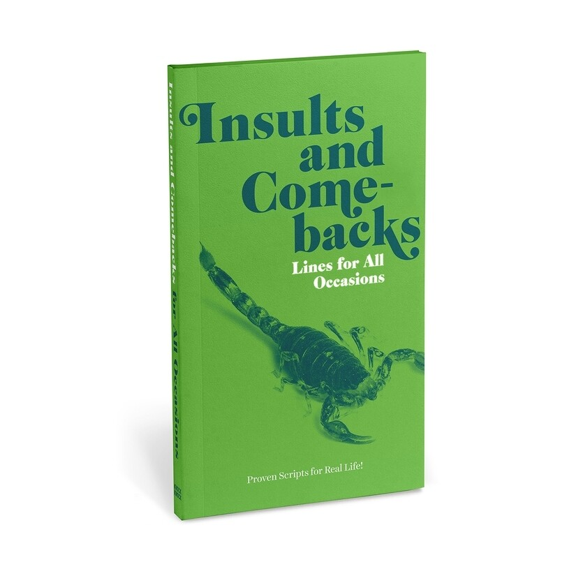 Insults and Come-Backs