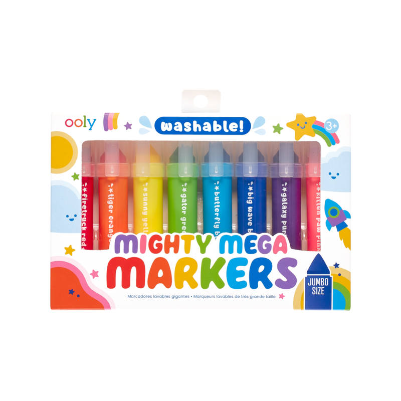 Mega Markers