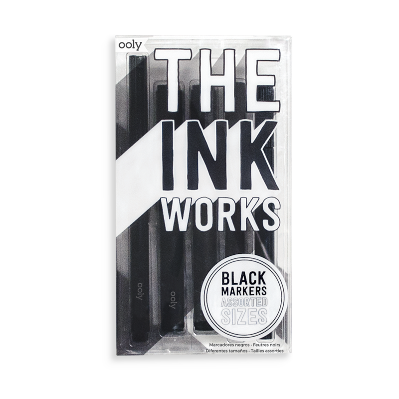 Black Markers