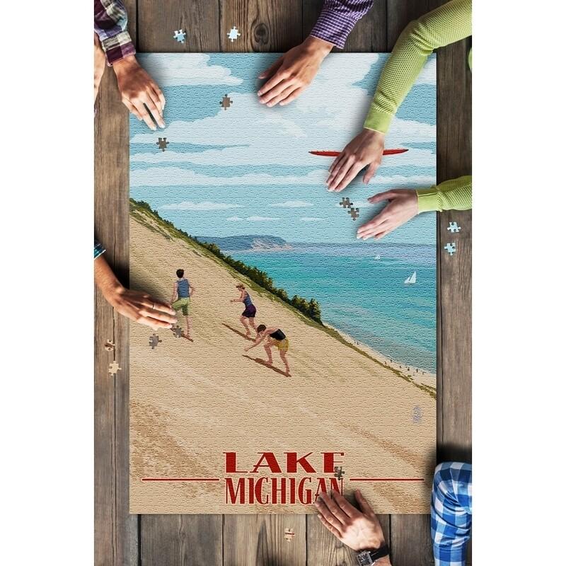 Michigan Dunes Puzzle