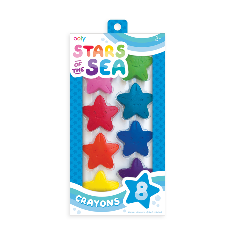 Star Crayons