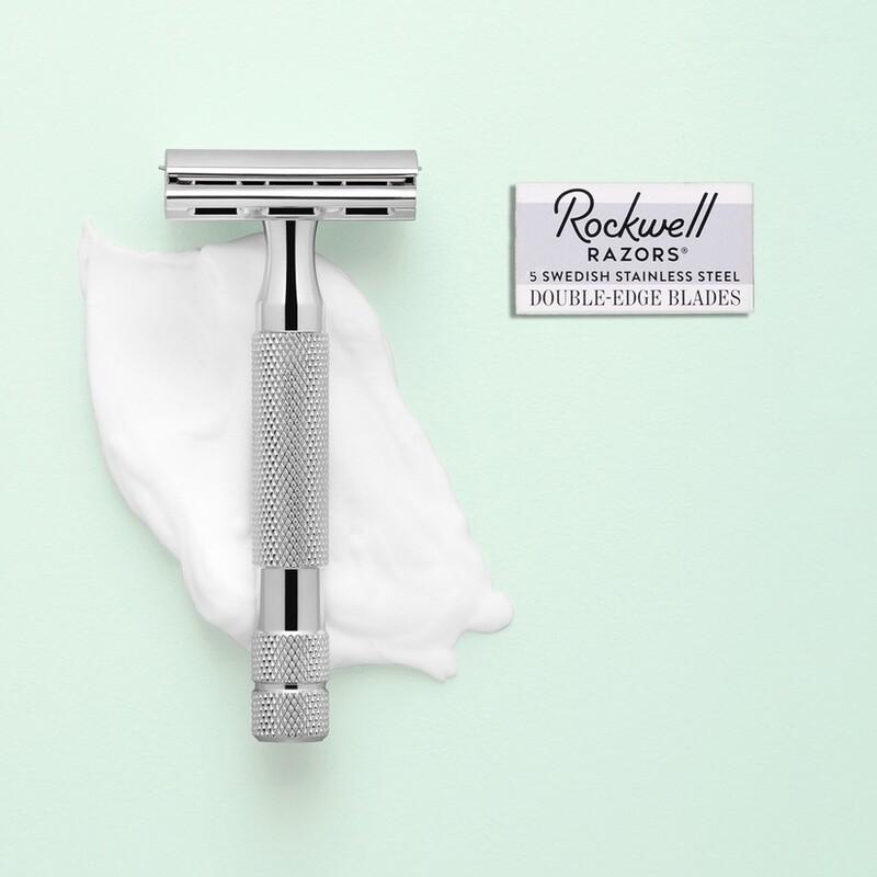 Rockwell Safety Razor - 2C