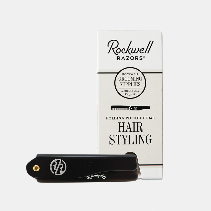 Rockwell Folding Pocket Comb