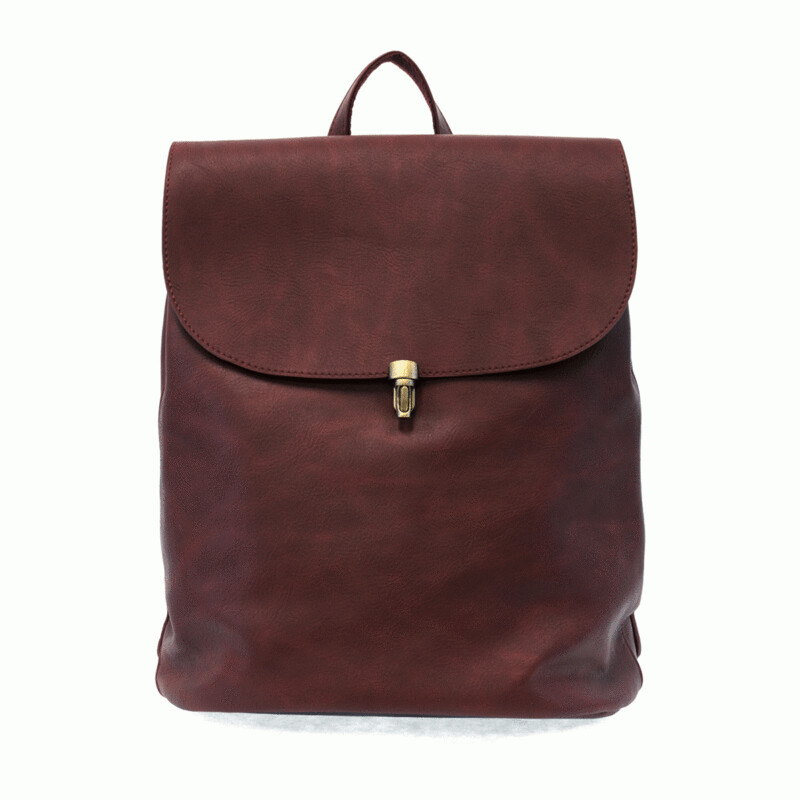 Latch Backpack - Port Wine