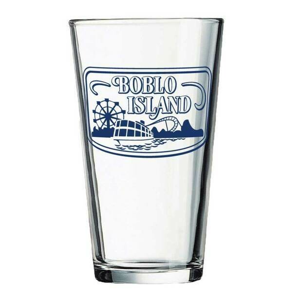 Boblo Island Pint Glass