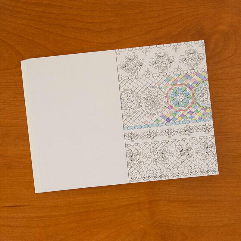 Floral Wonders Pocket Coloring Book
