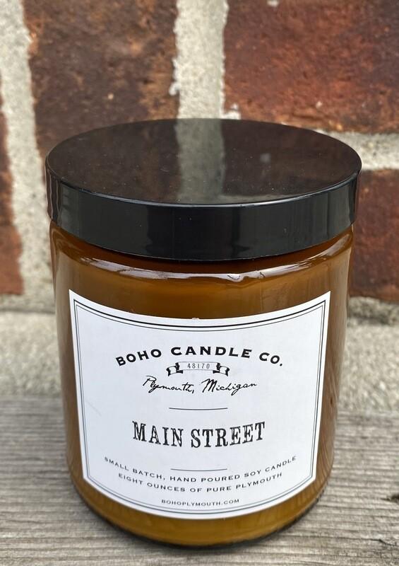 BoHo Main Street Candle
