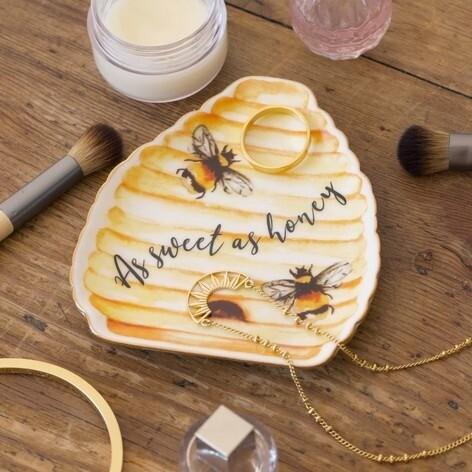 Beehive Trinket Dish