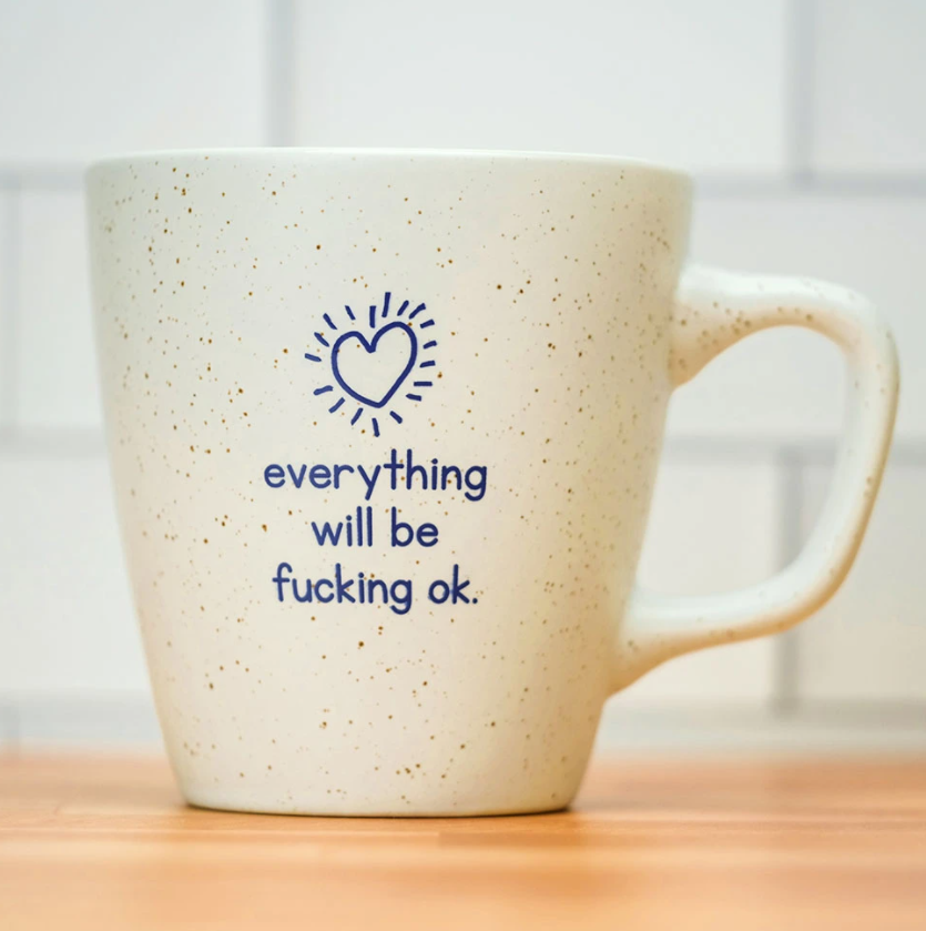 Everything Okay Mug