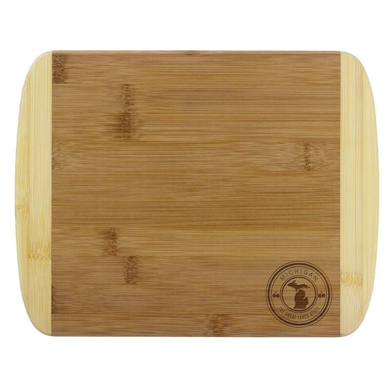 Mini Michigan Cutting Board