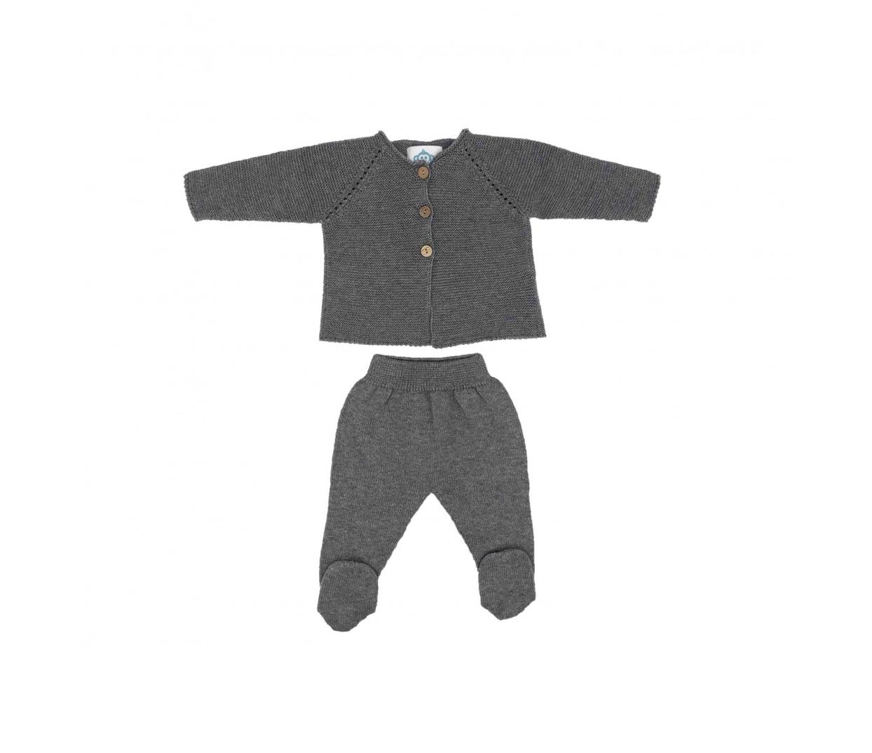 Newborn Set - Grey